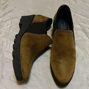 Donald J. Pliner Sheldy Wedge Loafers